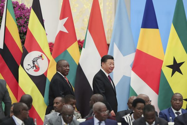 What Do the US and China Want From Africa? – The Diplomat