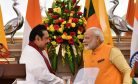 The Economics of the China-India-Sri Lanka Triangle