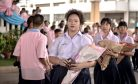 Report Shines Light on Thailand's Women Protest Leaders