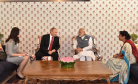 India's Foreign Secretary in Russia to Keep Marriage of Necessity on Track