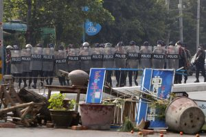 At Least 18 Killed in Crackdown as Myanmar Protests Continue to Grow