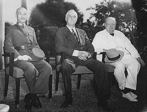 Why FDR Embraced China as a Great Power