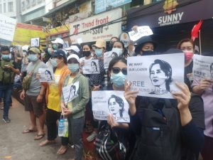 UN: 38 Died on Deadliest Day Yet for Myanmar Coup Opposition