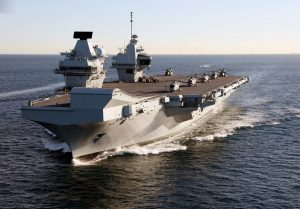 The UK to Head East of Suez: Power Projection or Search for Trade?
