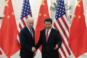 US–China Talks and the Chinese Reaction
