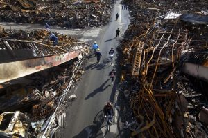 Remembering the Great East Japan Earthquake and Tsunami Tragedy a Decade Later