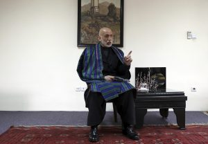 Former President Karzai Says US Plan a Catalyst for Afghan Peace