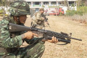 Thailand's Military Personnel Challenge in the Spotlight with Slimming Plan