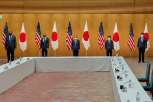 US and Japan Name China as Threat to International Order