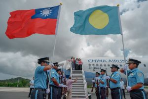 Taiwan, Palau Say They Will Open Travel Bubble Next Month