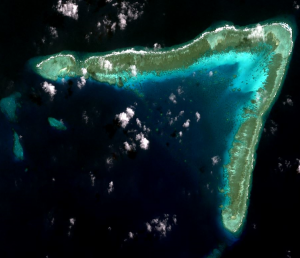 China's Maritime Militia at Whitsun Reef: Trouble in the South China Sea