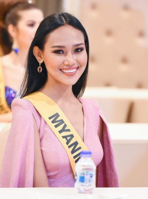 A Beauty Pageant Stirs Southeast Asia's Political Pot