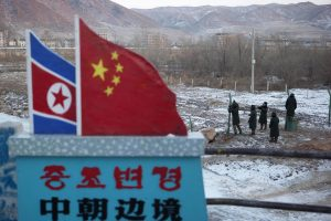 Adam Cathcart & Christopher Green on the China-North Korea Borderlands