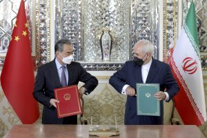 What's in the China-Iran Strategic Cooperation Agreement?