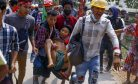 Black Sunday in Myanmar: Dozens Killed as Martial Law Declared