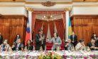 Palau President Visits Taiwan Despite Chinese Pressure