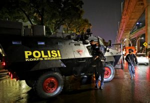 Woman Killed After Shooting Gun at Indonesia's Police HQ