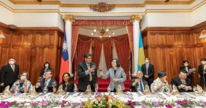 US Ambassador Makes First Visit to Taiwan in More Than 40 Years