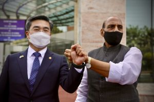 Suh Wook's India Trip: Boost to India-South Korea Defense Ties
