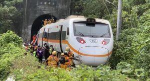 51 Dead in Taiwan's Deadliest Train Accident