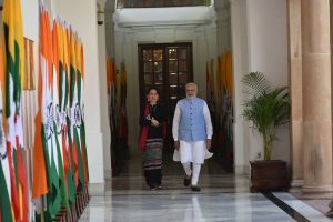 India's Approach Toward Myanmar Will Hurt Its Credibility