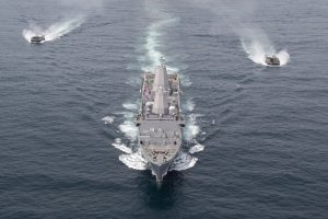 France-led Multination Naval Exercise Commences in Eastern Indian Ocean