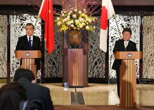 Is the China-Japan Thaw Over?