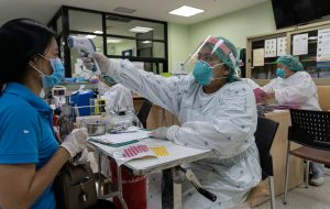 Thailand Buffeted by Third Wave of COVID-19 Infections