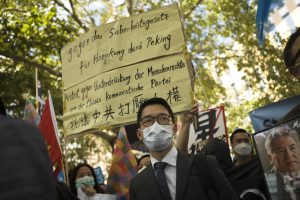 Hong Kong's Activists in Exile