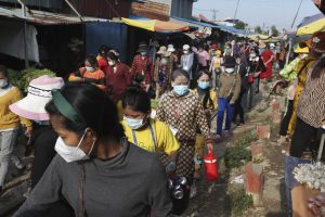 Cambodia and Its 'Dictator' Struggle With the Pandemic