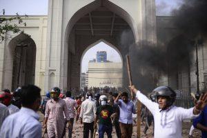 Bangladesh's Islamist Challenge Intensifies