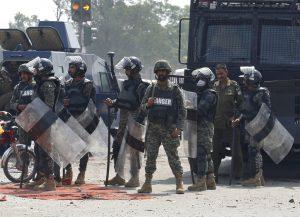 Pakistan's Police Brave Islamist Violence — Alone