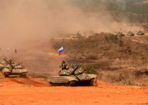 What's in the New Russian Military Facility Chatter in Laos?
