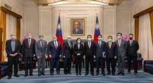 Biden Delegation Pledges US Support for Taiwan Self-Defense