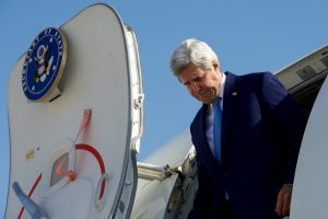 Kerry Visits Renews China-US Climate Cooperation