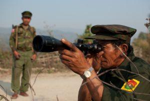 Myanmar's Civil War Has Already Begun