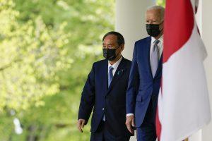 The Domestic Politics of Suga's China Stance