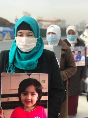 The Missing Uyghur Children