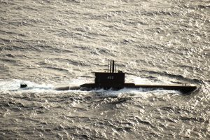 Indonesian Navy Submarine Missing