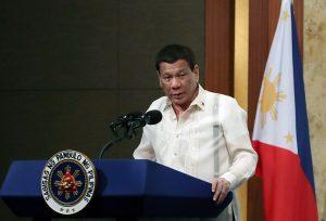 Duterte Joins Thai PM on the Sidelines of ASEAN Myanmar Summit