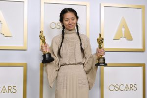 A Beijing-Born Director Made Oscar History. Why Isn't China Celebrating?