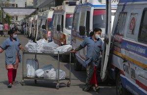 India Grieves 200,000 Dead, With Likely Many More Uncounted