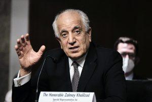 US Afghan Envoy Khalilzad Defends Biden Withdrawal Plan