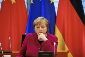 China-Germany Relations at the Crossroads