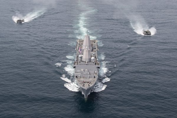 France-led Multination Naval Exercise Commences in Eastern Indian Ocean –  The Diplomat