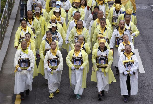 7 Years After Sewol Ferry Disaster, Bereaved Families Still Urge Government to Reveal the Truth – The Diplomat