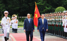 Vietnamese Foreign Minister Pledges Deeper Cooperation With Japan