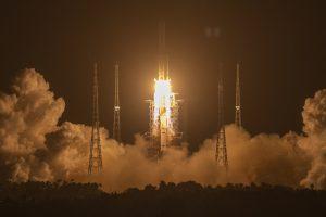 China Moves Toward a Permanent Space Presence