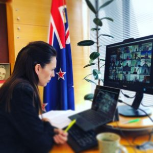 New Zealand Prime Minister Ardern Takes Tougher Stance on China