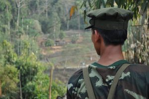 Kachin Insurgents Shoot Down Myanmar Military Helicopter